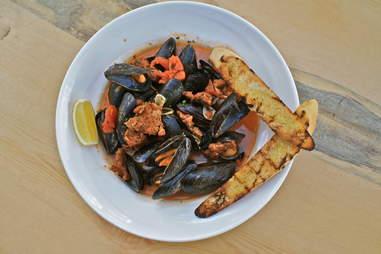mussels at Hi^Jax
