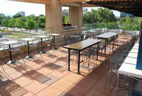 patio at Hi^Jax