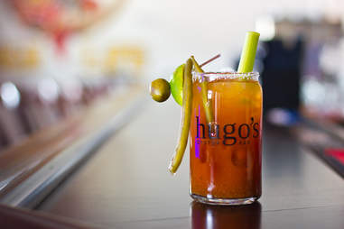 Hugo's Oyster Bar - Bloody Mary