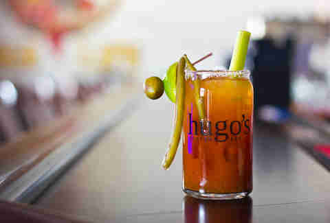 Hugo's Oyster Bar - Bloody Mary