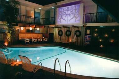 The pearl san diego pool
