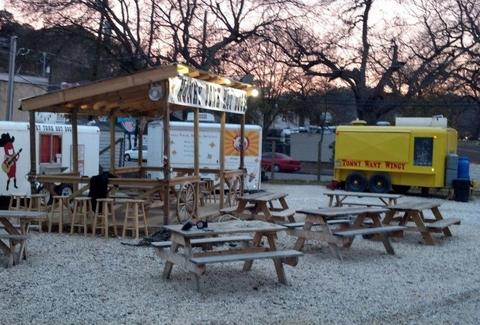 Barton Springs Neighborhood Food Court