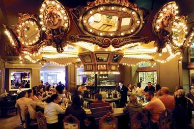 Monteleone Carousel Bar New Orleans