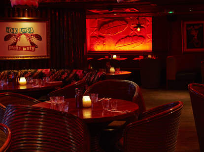 Rock Lobsta at Mahiki Mayfair london