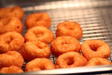 Donut milkshake at Beavers Coffee and Donuts