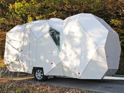 Mehrzeller caravan