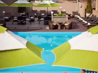 colonnade hotel pool