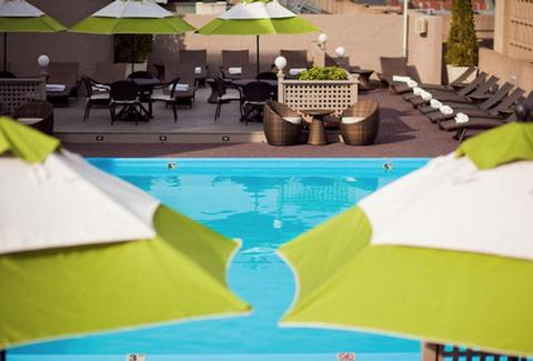 colonnade hotel pool