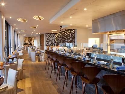 Cusp Dining & Drinks Interior Bar