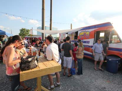 Atlanta food trucks