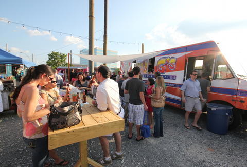 Atlanta food trucks