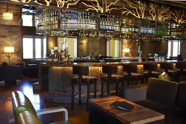 Manzanita bar area