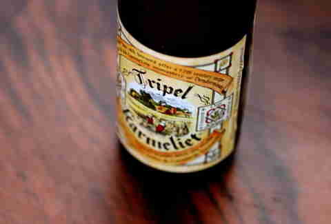 Tripel Karmeliet at Brass Tacks