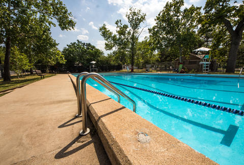 The Shipe Park Pool