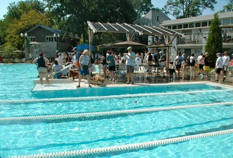 The Piedmont Park Aquatic Center