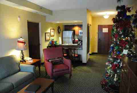The Inn at Christmas Place Room