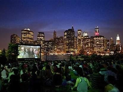 Movies at Brooklyn Bridge Park