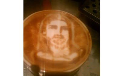 Jesus latte