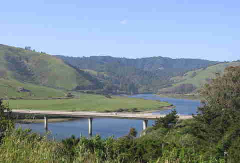 Bridge over Russian River