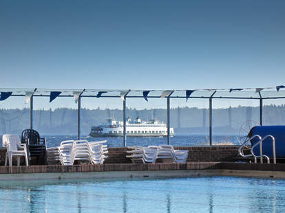 Colman Pool Seattle