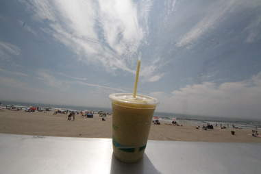 Mango Inferno Smoothie at Rippers