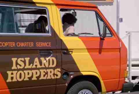 TC Vanagon Island Hoppers