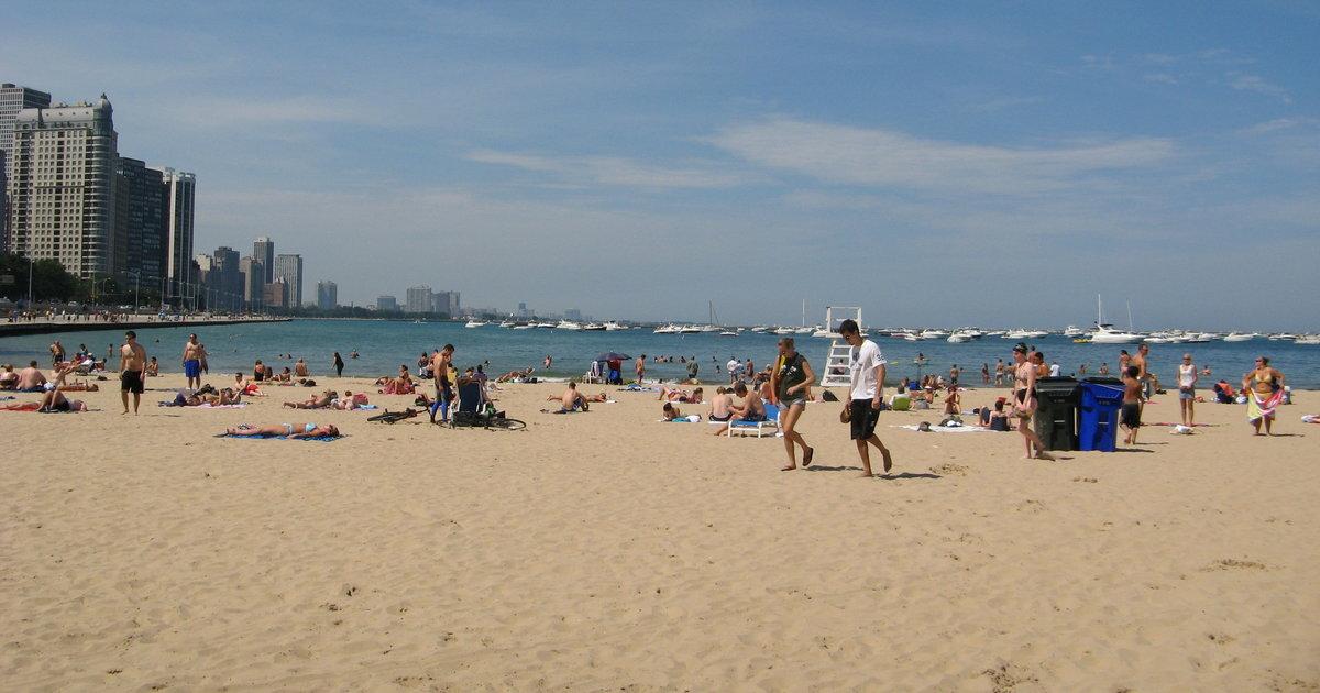 Places To Swim In Chicago Thrillist Chicago