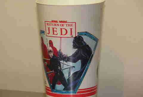 Return of the Jedi Slurpee Cup