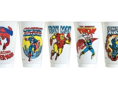 Avengers Slurpee Cup