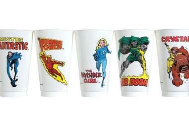 Fantastic Four Slurpee Cup