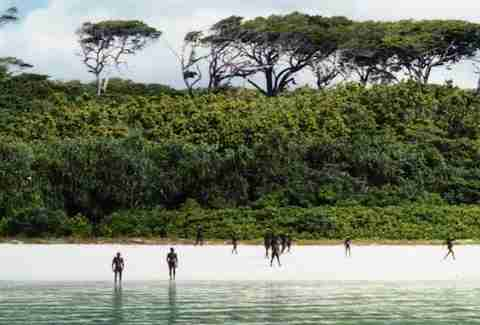 North Sentinel Island is the most dangerous island on the planet