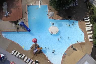 The Texas Pool