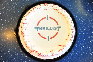Thrillist ice cream cake at Dairy Queen