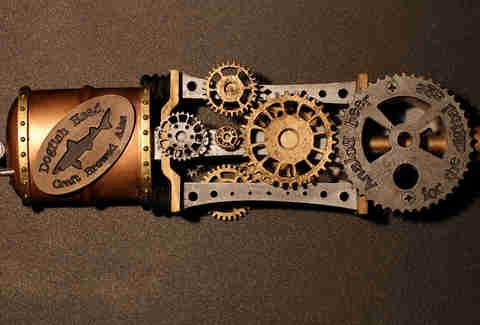 Beer tap handles the best craft beer tap handles in america dogfish head 2010 sciox Gallery