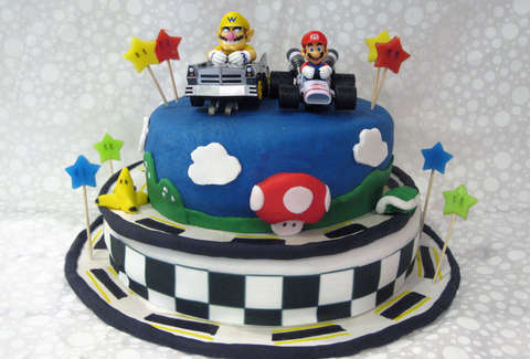 10 Old School Video Game Cakes Thatll Make You Want To Eat Your