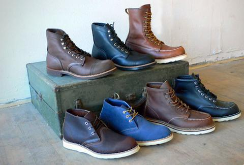UNIV Red Wing Heritage Boots