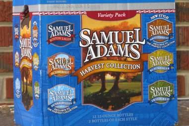 Samuel Adams Variety Pack