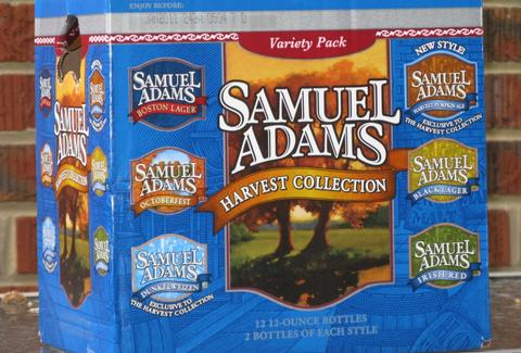 Samuel Adams Variety Pack