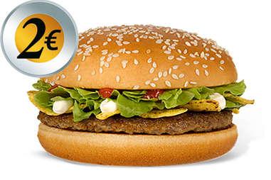 Nacho Junior Burger