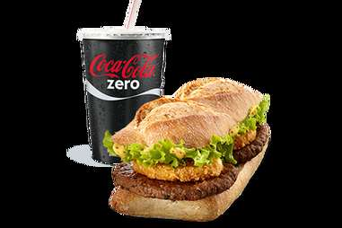 McDonald's Moutard Bouef