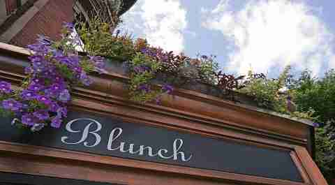 Blunch, Boston