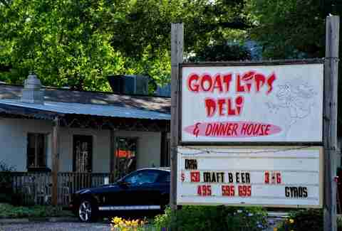 Goat Lips Deli & Dinner House, Pensacola, FL
