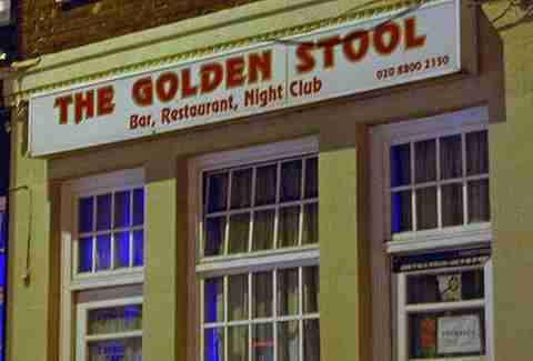 The Golden Stool, London