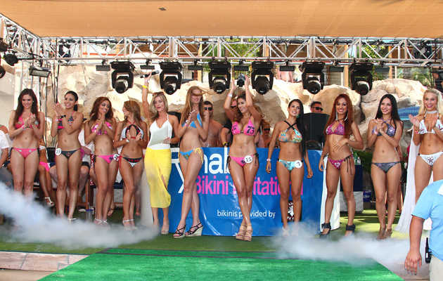 A photo diary of the highly prestigious Rehab Bikini Invitational