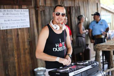 DJ Berlin dubstep t-shirt