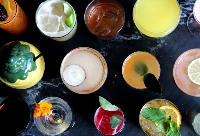 Every cocktail on Trick Dog\'s new menu, ranked 12-to-1
