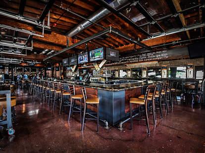 Tavern at the Beach in Pacific Beach San Diego.