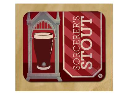 Harry Potter and the Sorcerer's Stone beer