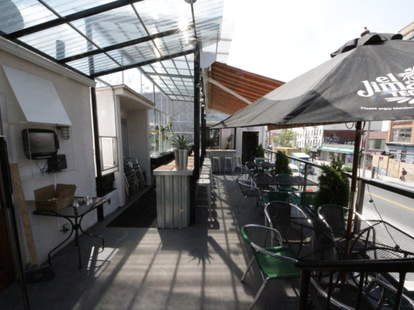 Zona Rosa rooftop