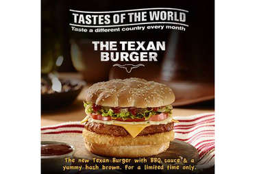The Texan Burger